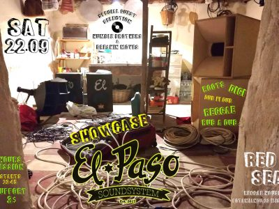 EL PASO SOUND Showcase Roots ~ Digi ~ Rub A Dub ~ Dub Fi Dub