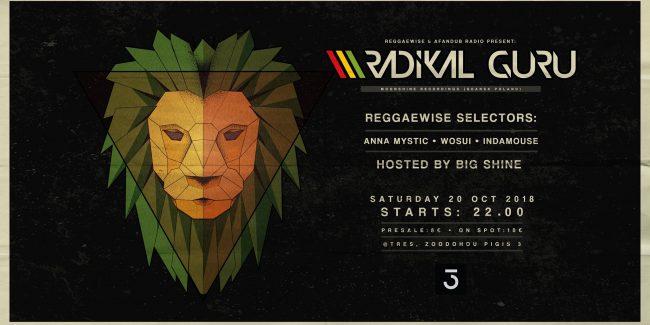 Radikal Guru meets Reggaewise Selectors