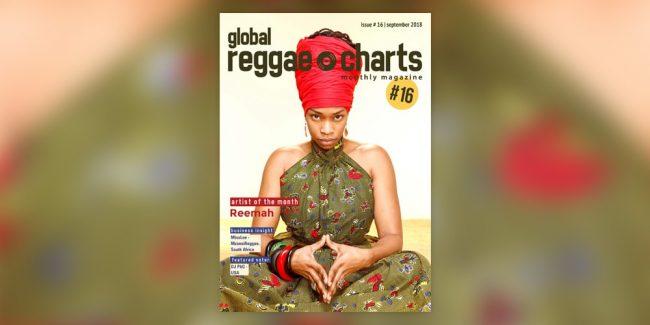 Global Reggae Charts #16