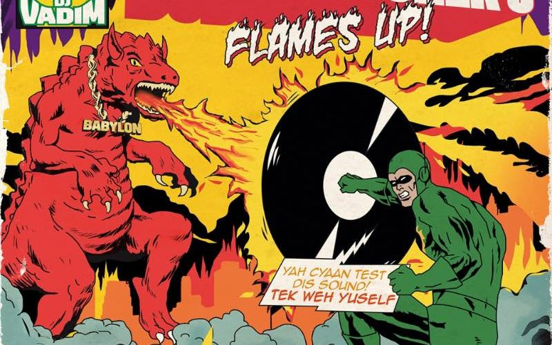 Dj Vadim – Dubcatcher 3 Flames Up!