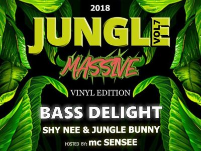 Jungle Massive Vol .007 W/ Bass Delight
