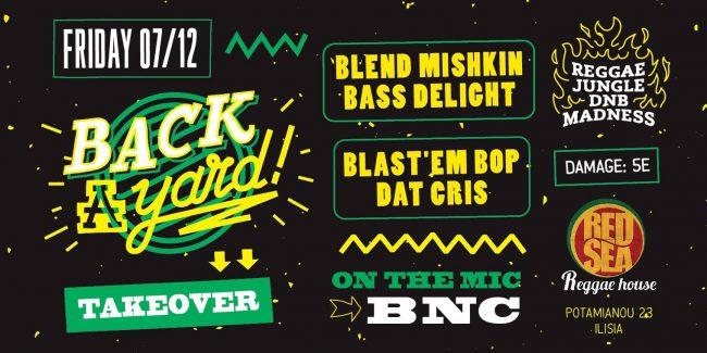 Blend Mishkin & Bass Delight ft.BnC w/ Blast'Em Bop & Dat Cris