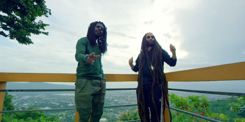 Alborosie ft. Chronixx - Contradiction