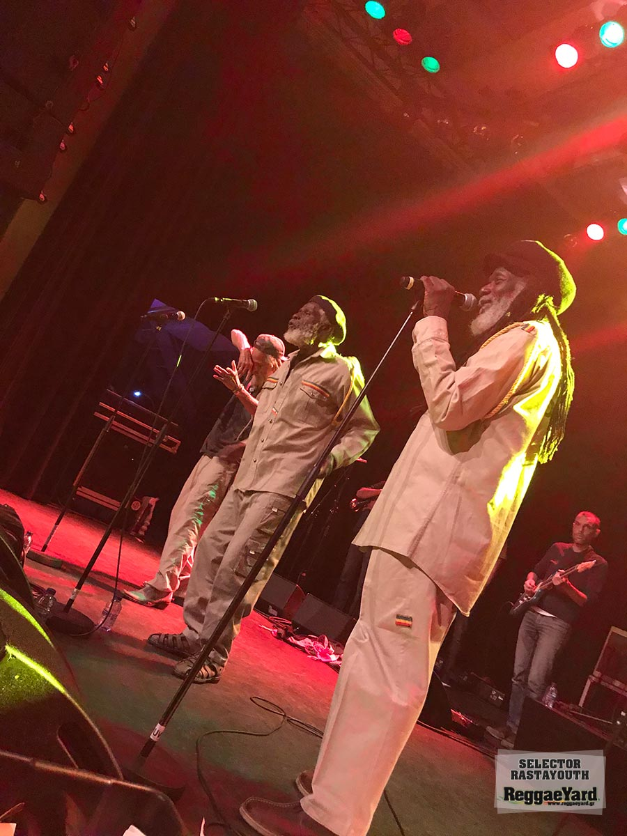 The Congos, Bergen Op Zoom, 2/11/2018