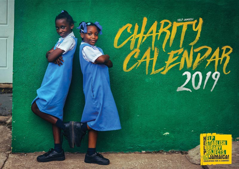Charity Calendar 2019 1