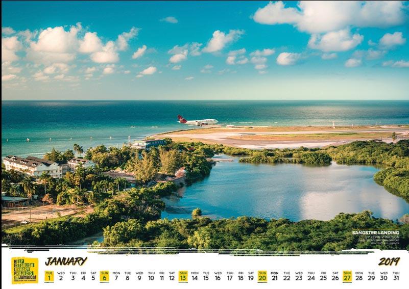 Charity Calendar 2019 3