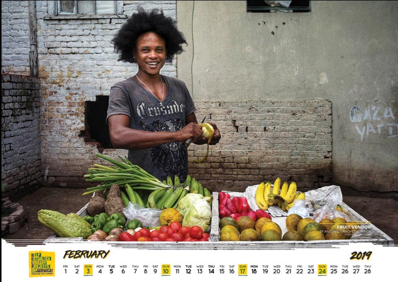 Charity Calendar 2019 4