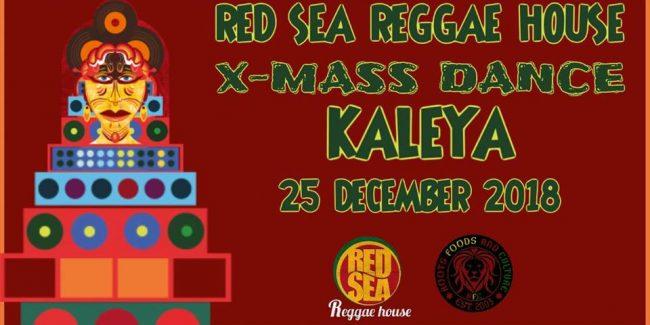 X-Mass Dance: Kaleya at Red Sea