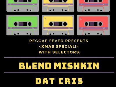 Xmas special: Blend Mishkin & Dat Cris at 4.20