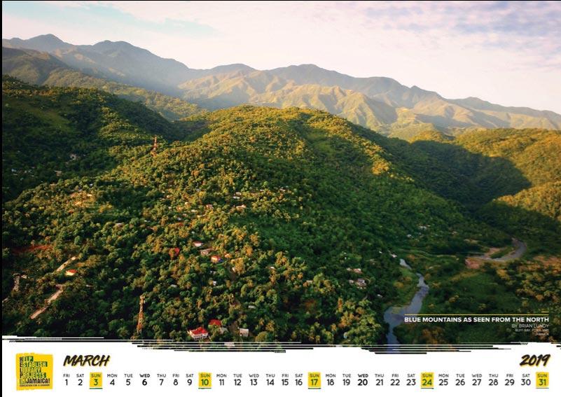 Charity Calendar 2019 5