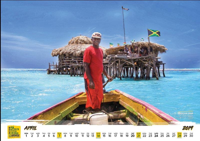 Charity Calendar 2019 6