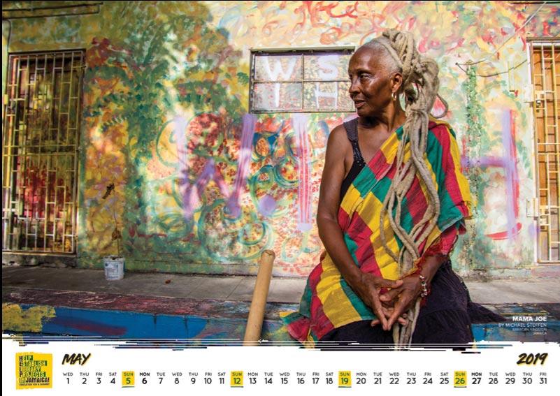 Charity Calendar 2019 7
