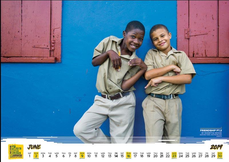 Charity Calendar 2019 8