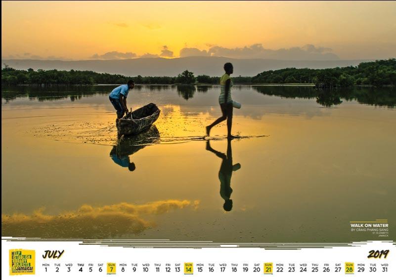 Charity Calendar 2019 9