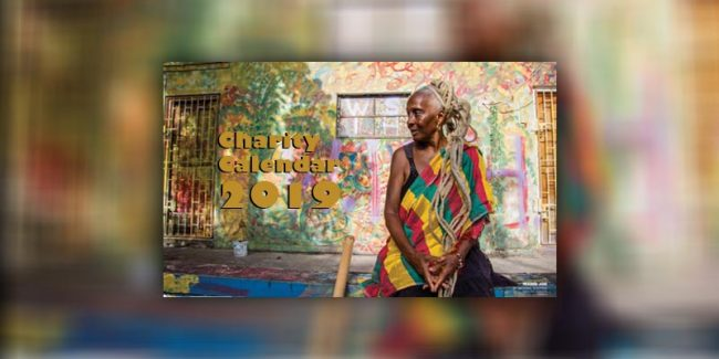 Charity Calendar 2019 από την HELP Jamaica!