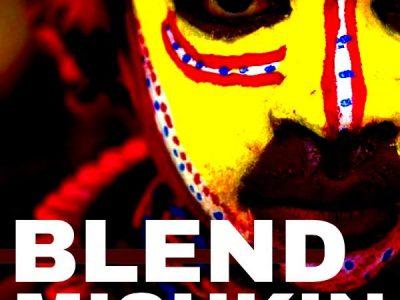 Blend Mishkin at Indigo-cmb Sat.19.01