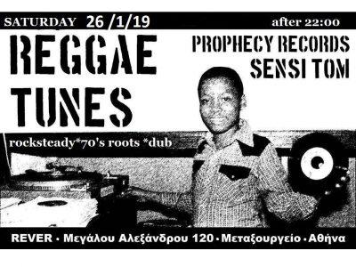 Reggae tunes at REVER