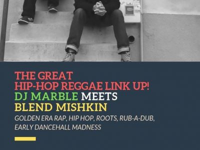 The Great Hip-Hop Reggae Link Up!