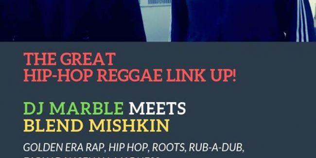 The Great Hip-Hop Reggae Link Up! | Fri 1.2