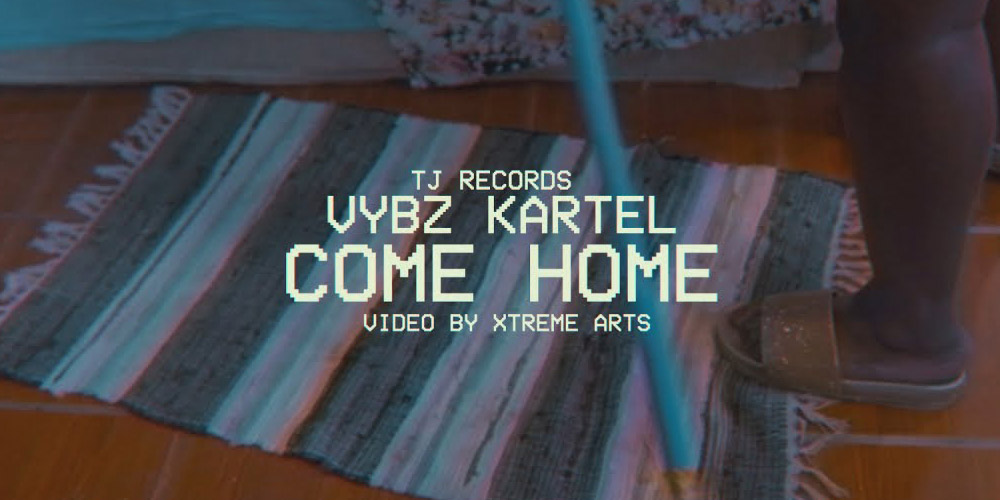 Νέο Βίντεο: Vybz Kartel - Come Home (2019)