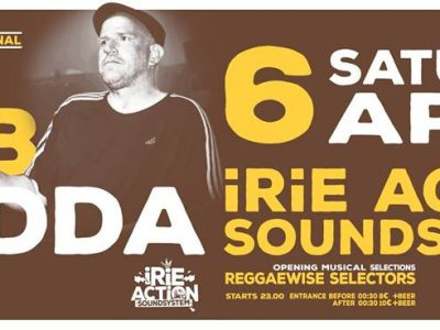 Dub Dadda (UK) Meets Irie Action Sound System