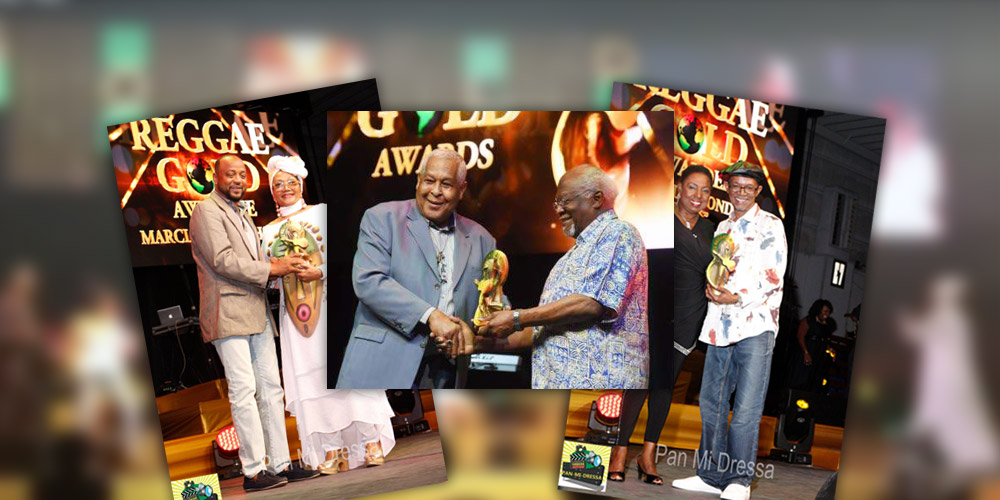 Reggae Gold Awards 2019