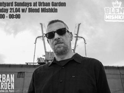 Frontyard Sunday w/ Blend Mishkin | Urban Garden 21.4