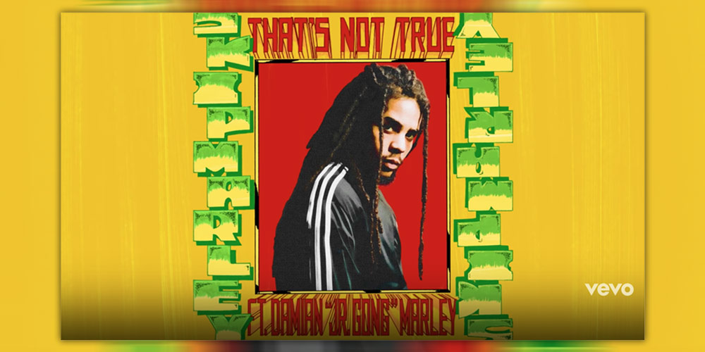 Νέο Single: Skip Marley - That's Not True ft. Damian Marley