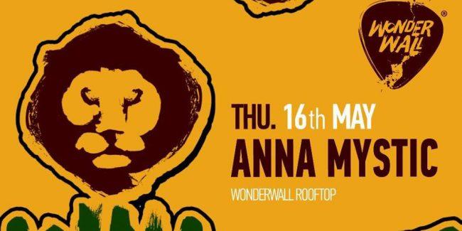 Anna Mystic @RoofTop   Thu 16.05