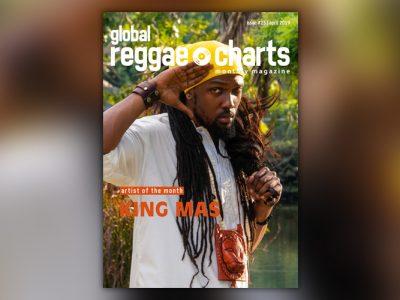 Νέο Τεύχος Global Reggae Charts #23!
