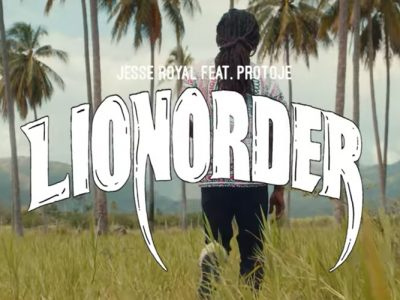 Jesse Royal - LionOrder ft. Protoje