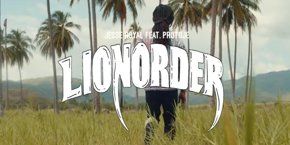 Jesse Royal - LionOrder ft. Protoje