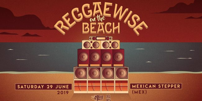 Reggaewise on the Beach ★ Mexican Stepper ★ Α Πλαζ Αλίμου