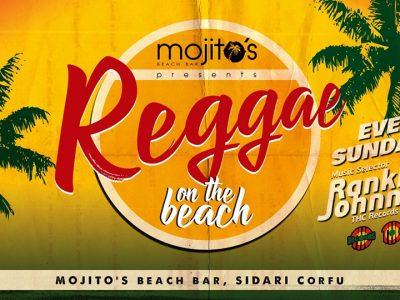 Reggae on the beach Selector Rankin Johnny