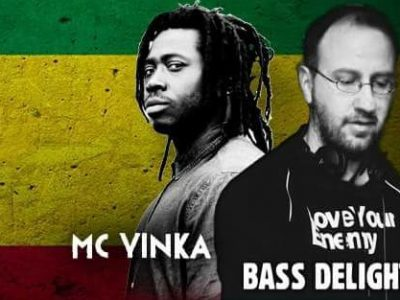 Bass Delight ft MC Yinka live @Agora