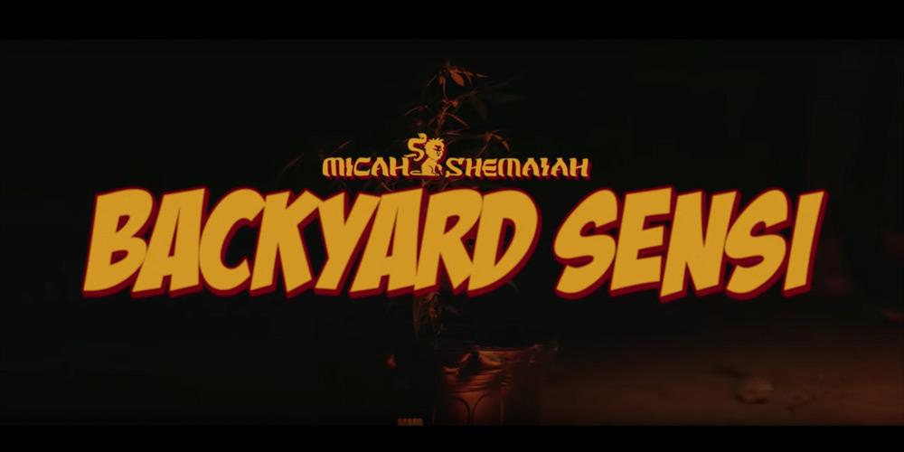 Micah Shemaiah - Backyard Sensi (2019)