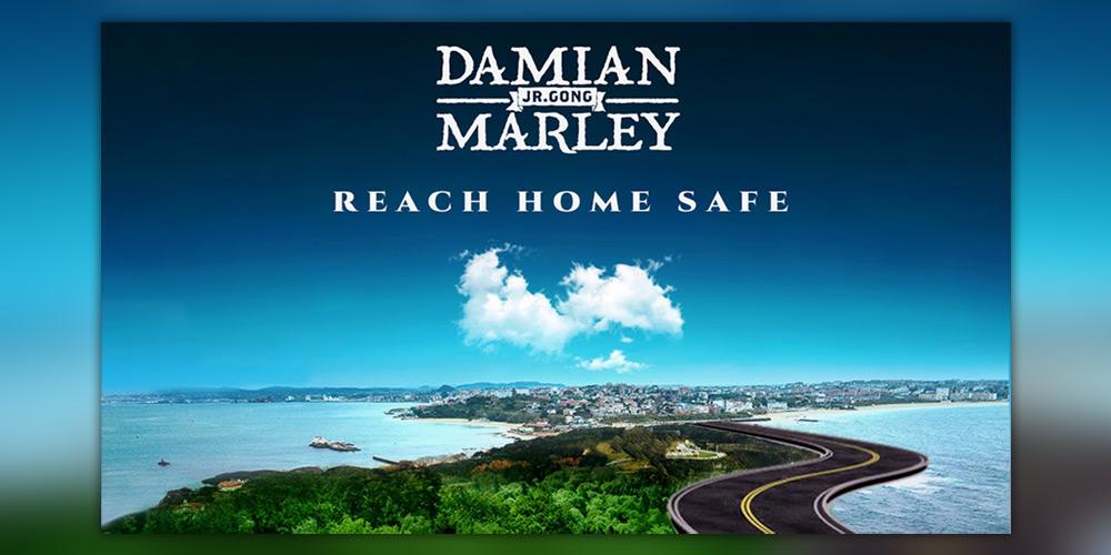 Damian Marley - Reach Home Safe (2019)