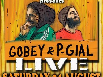 GOBEY & P-GIAL LIVE at Fanari