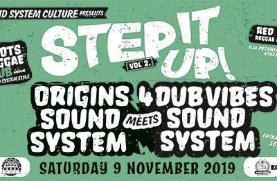 Step It Up! Vol.2